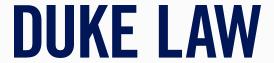 Duke University School of Law
